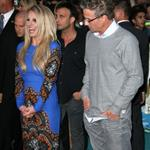 Britney Spears and fiance Jason Trawick at The 'X Factor' Season Two Premiere Screening and Handprint Ceremony 126128