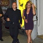 Britney Spears attends Fox Upfronts in New York City 114568