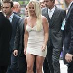 Britney Spears attends Fox Upfronts in New York City 114577