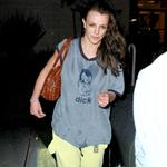 Britney Spears goes to the gym with Jason Trawick before court appearance  53838
