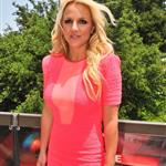 Britney Spears at the first day of X-Factor auditions 115568