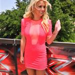 Britney Spears at the first day of X-Factor auditions 115575