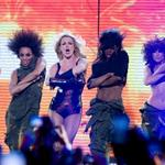 Britney Spears performs in Vegas and San Francisco to promote Femme Fatale  82131