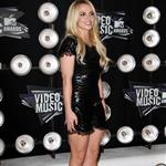Britney Spears at 2011 MTV Video Music Awards  92852