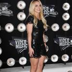 Britney Spears at 2011 MTV Video Music Awards  92857