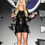 Britney Spears at 2011 MTV Video Music Awards  92859