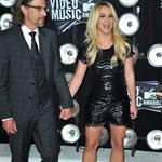 Britney Spears Jason Trawick at 2011 MTV Video Music Awards  92866