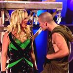 Britney Spears like Susan Boyle on Kimmel  82288