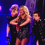 Britney Spears like Susan Boyle on Kimmel  82290