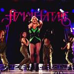 Britney Spears like Susan Boyle on Kimmel  82292