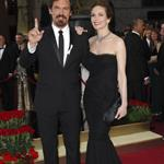 Josh Brolin and Diane Lane at the Oscars this year 39879