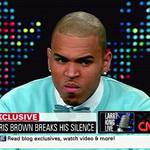 Chris Brown Larry King 51372