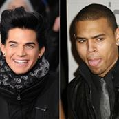Chris Brown booked for Good Morning America but Adam Lambert deemed inappropriate 51220