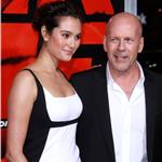 Bruce Willis at RED premiere with wife Emma and daughter Rumer 70739