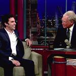Sacha Baron Cohen promotes Bruno on David Letterman 42585