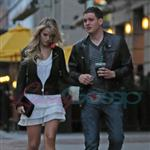 Michael Buble with Luisana Lopilato in Vancouver 44990