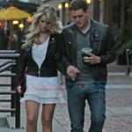 Michael Buble with Luisana Lopilato in Vancouver 44994