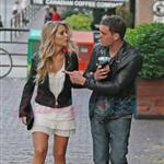 Michael Buble with Luisana Lopilato in Vancouver 44989