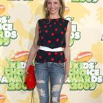 Cameron Diaz at Kids' Choice 35705