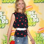 Cameron Diaz at Kids' Choice 35709