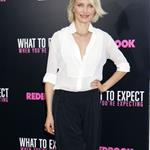 Cameron Diaz at the New York screening of What to Expect When You're Expecting 114120