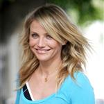 Cameron Diaz growing out her hair 22323