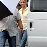 "Cameron Diaz shooting My Sister""s Keeper 18341"