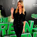 Cameron Diaz in Madrid to promote Green Hornet  74089