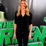 Cameron Diaz in Madrid to promote Green Hornet  74090
