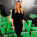 Cameron Diaz in Madrid to promote Green Hornet  74091