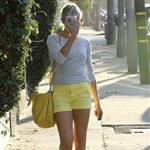 Cameron Diaz leaves a salon in Beverly Hills  122983