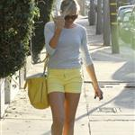 Cameron Diaz leaves a salon in Beverly Hills  122985