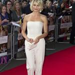 Cameron Diaz at the European premiere of What to Expect When You're Expecting 115304