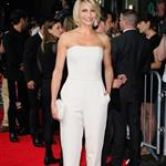 Cameron Diaz at the European premiere of What to Expect When You're Expecting 115311