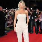 Cameron Diaz at the European premiere of What to Expect When You're Expecting 115314