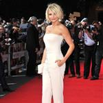 Cameron Diaz at the European premiere of What to Expect When You're Expecting 115315