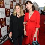 Drew Barrymore and Diablo Cody at the LA premiere of Seeking A Friend For The End Of The World 118034