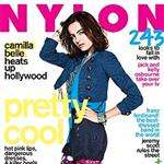 Camilla Belle on the cover of Nylon Magazin 31252