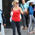 Cameron Diaz goes to the gym in NYC 124326
