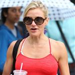Cameron Diaz goes to the gym in NYC 124329