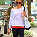 Cameron Diaz goes to the gym in NYC 124331