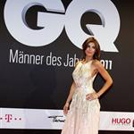 Elisabetta Canalis at GQ Man of the Year awards  97366
