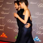 Marion Cotillard and Guillaume Canet at the Chopard event in Cannes 2009 39429