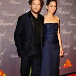 Marion Cotillard and Guillaume Canet at the Chopard event in Cannes 2009 39424