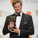 Colin Firth at the BAFTAs 55460