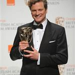 Colin Firth at the BAFTAs 55463