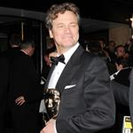 Colin Firth at the BAFTAs 55465
