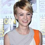 Carey Mulligan at Comic-Con for Drive 91525