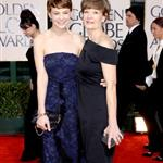 Carey Mulligan takes her mom to the Golden Globes 2010 53464