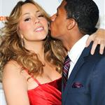 Mariah Carey and Nick Cannon at the Teen Nick Halo awards in DC 52017